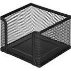 Подставка для блок-кубиков Attache (металическая сетка, 105x105x78 мм, черная)